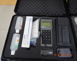 Portable Soil pH / ORP / ISE Meter