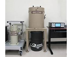 HPGe Gamma spectrometry system (100%)